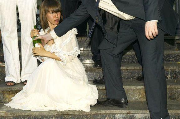 Wedding Dress White Trash Bridesmaid Dresses